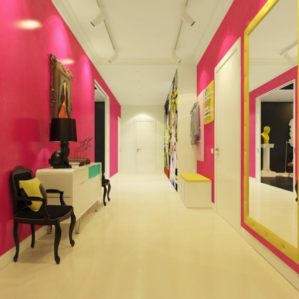 Peppy Hallway Design Ideas that\'ll spray grace and elegance in your home