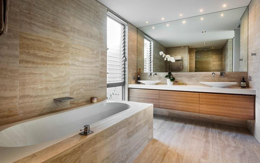 Ideas for designing stylish bathrooms