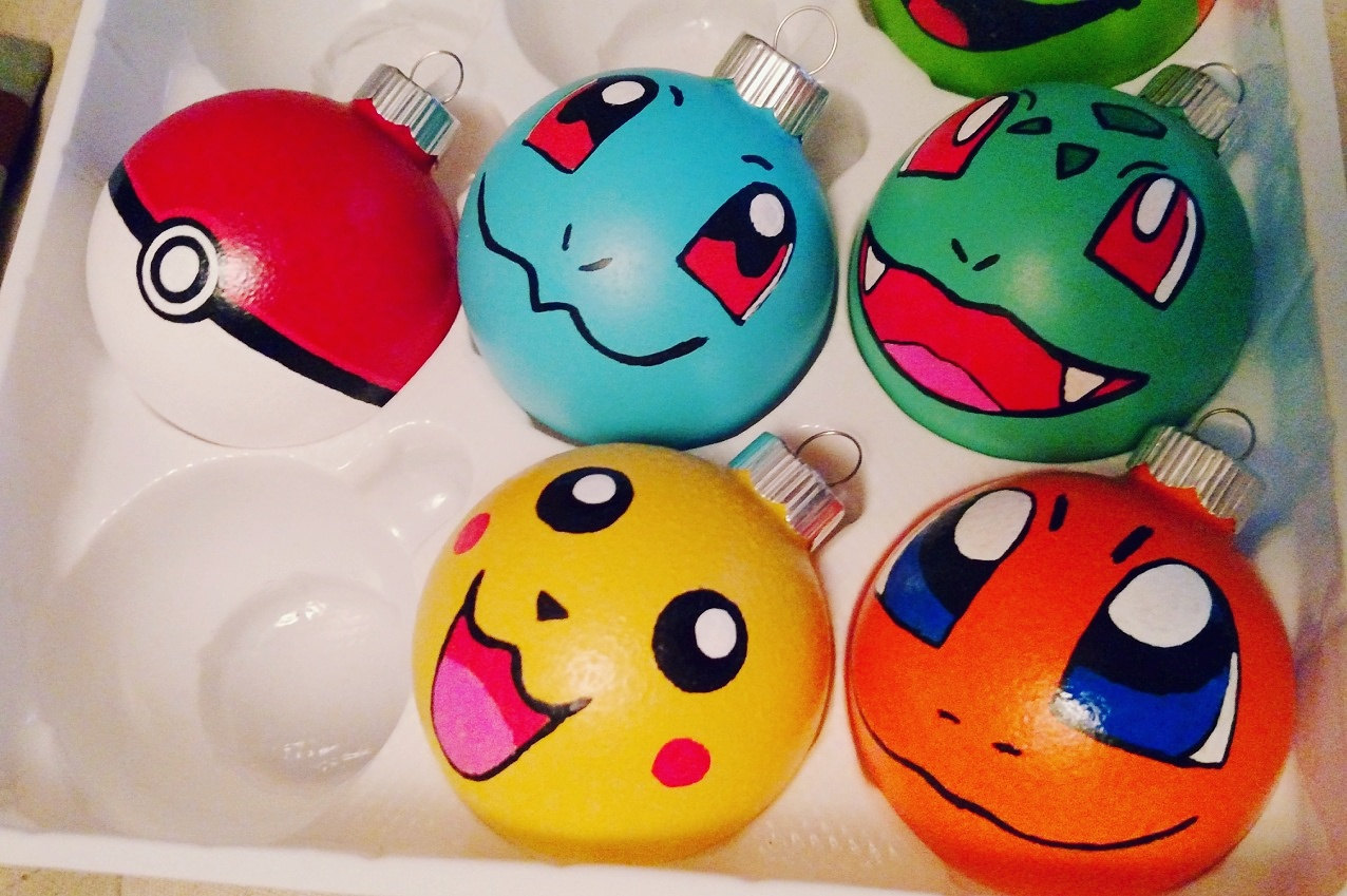 Defy all Logics and Decorate a Pokémon Themed Christmas Tree: Let's ...