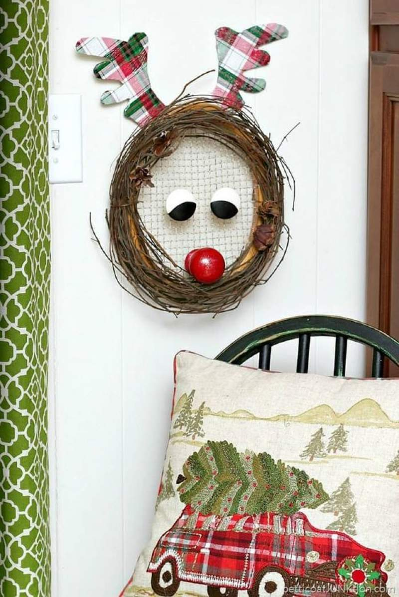 Interesting Christmas Wreath Ideas that says Ciao to the World in ...