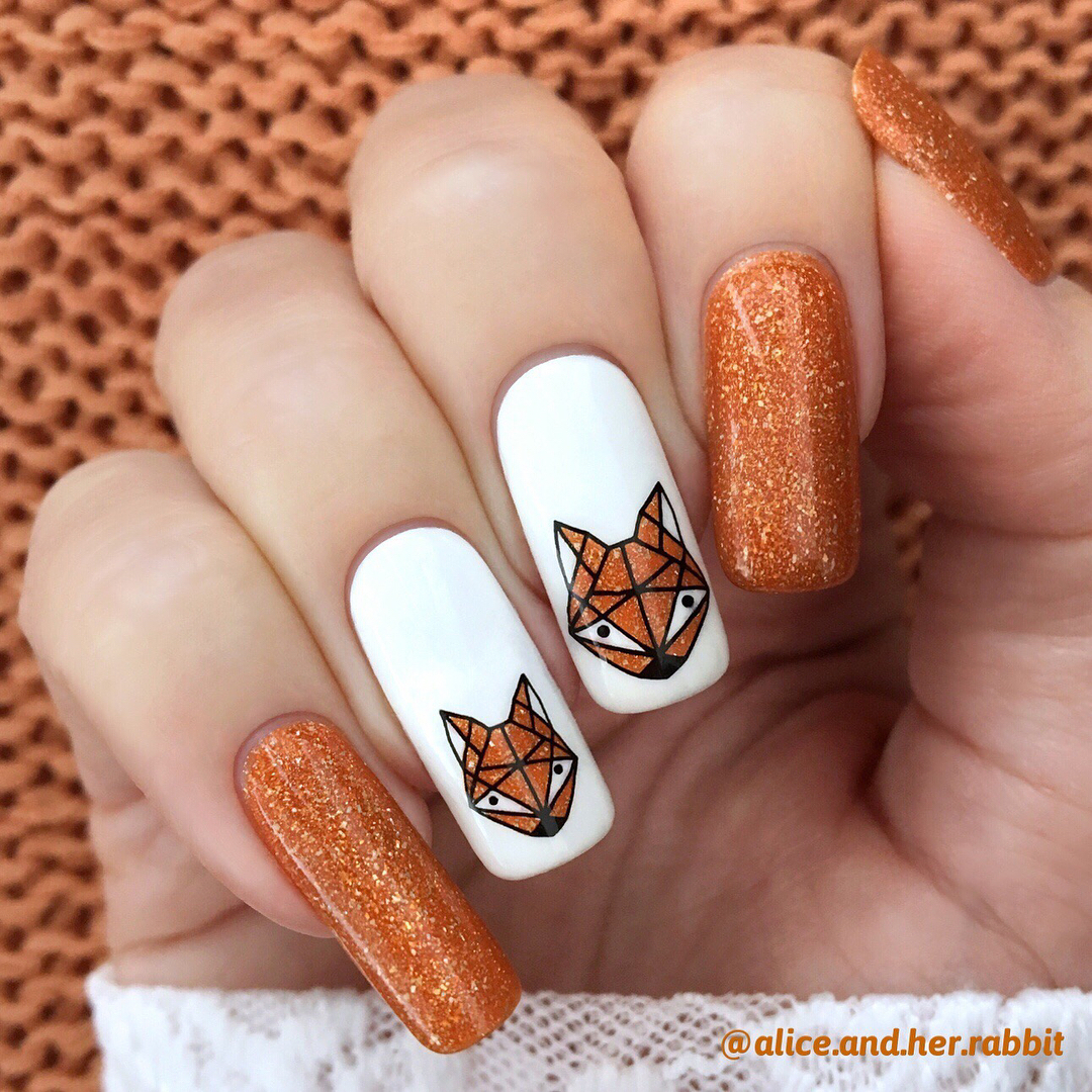 Fall 2019 Nail Art Ideas/Inspo to celebrate the delightful