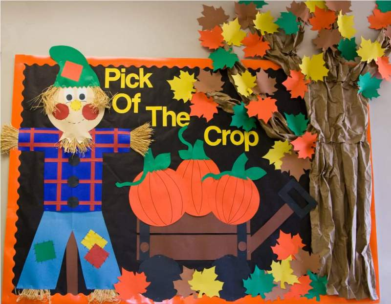 marvelous Bulletin Board Ideas For Thanksgiving Part - 9: Unbelievably Cute Thanksgiving Bulletin Board ideas youu0027ll fall in love with