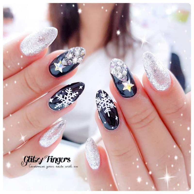 Best Christmas Nail Art Designs Ideas And Inspirations To Follow In 2019