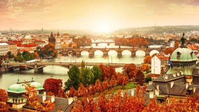 Places to visit in Europe in November