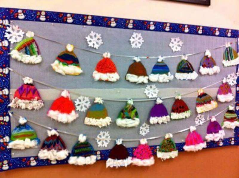 Easy Christmas Classroom Decorations you\'ll have to check ...
