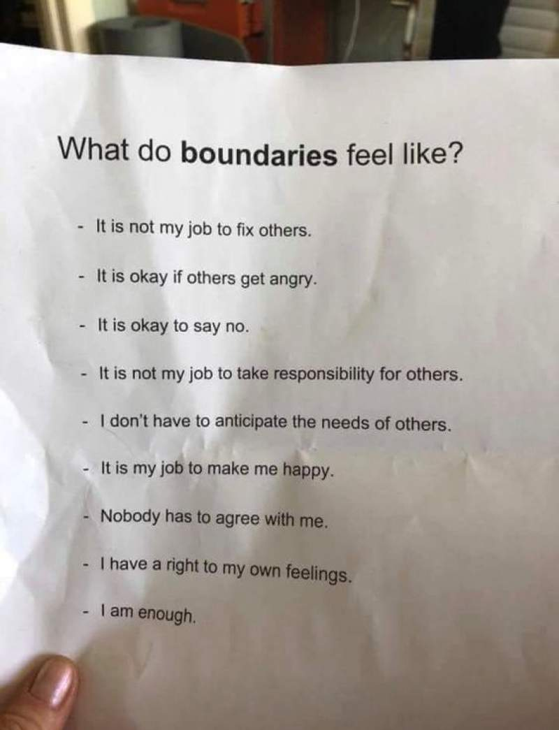 Setting Boundaries Quotes And Faqs To Take Better Care Of Yourself