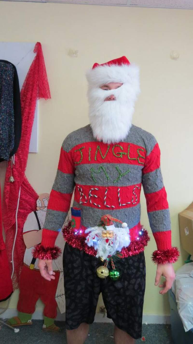 Funny Ugly Christmas Sweater Ideas For Women Men Couples And Diys