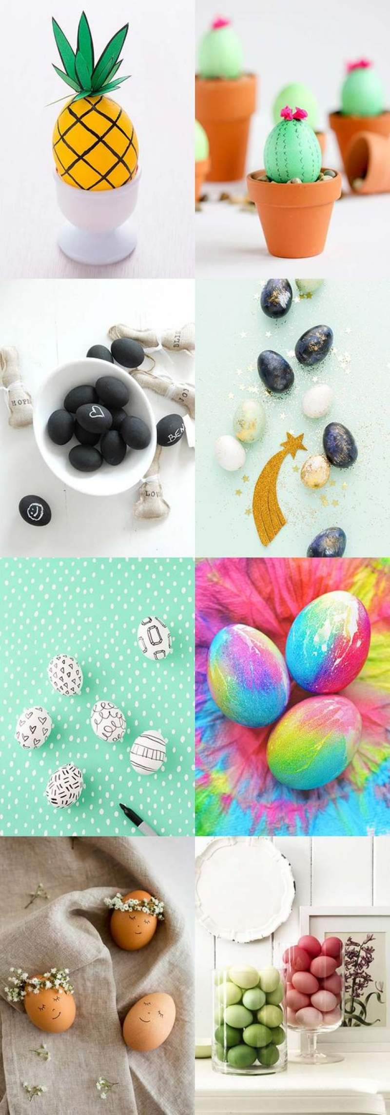 Easter Egg Decorating Ideas For 2019 Hike N Dip