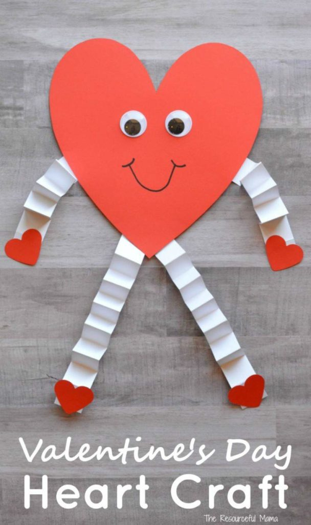 Valentines Day Homemade Crafts Which You Can Make In No Time