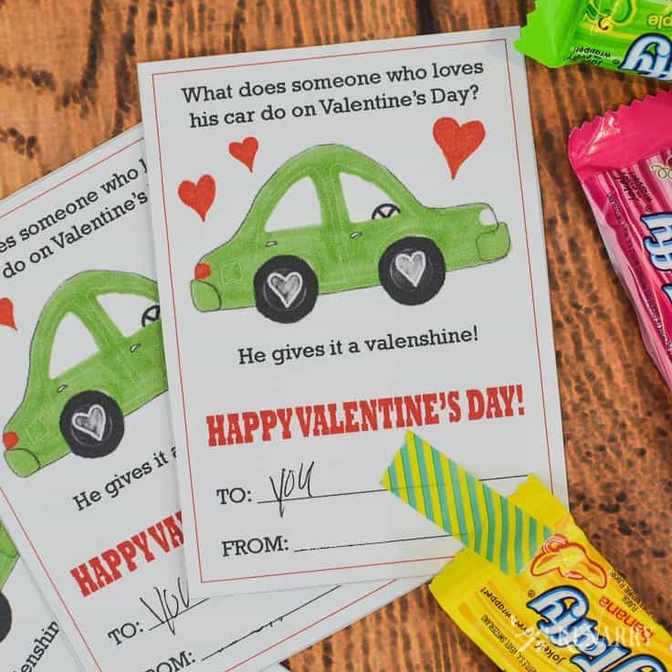 Easy Valentines Day Cards For School To Help Your Munchkin