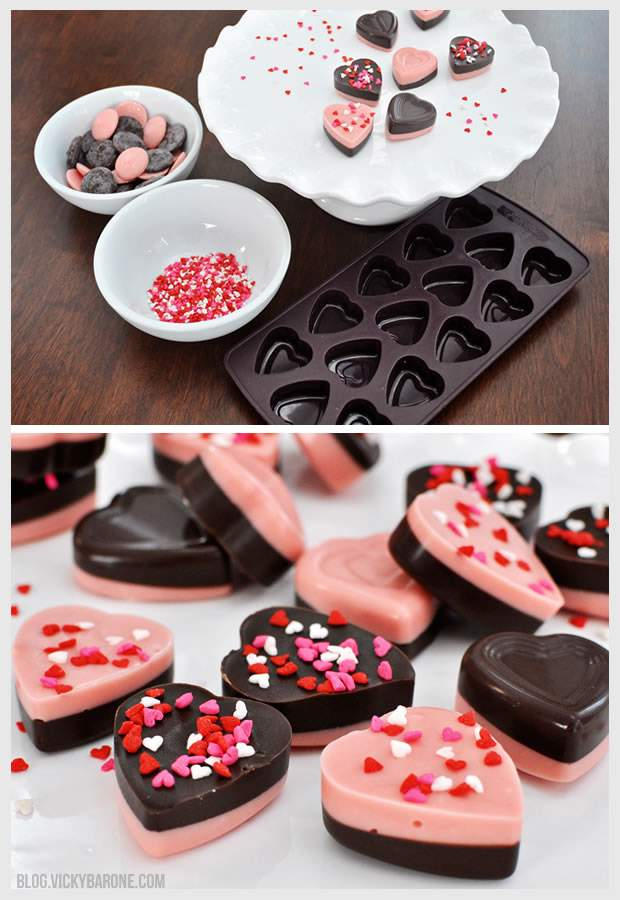 Chocolade recepten voor Valentijnsdag