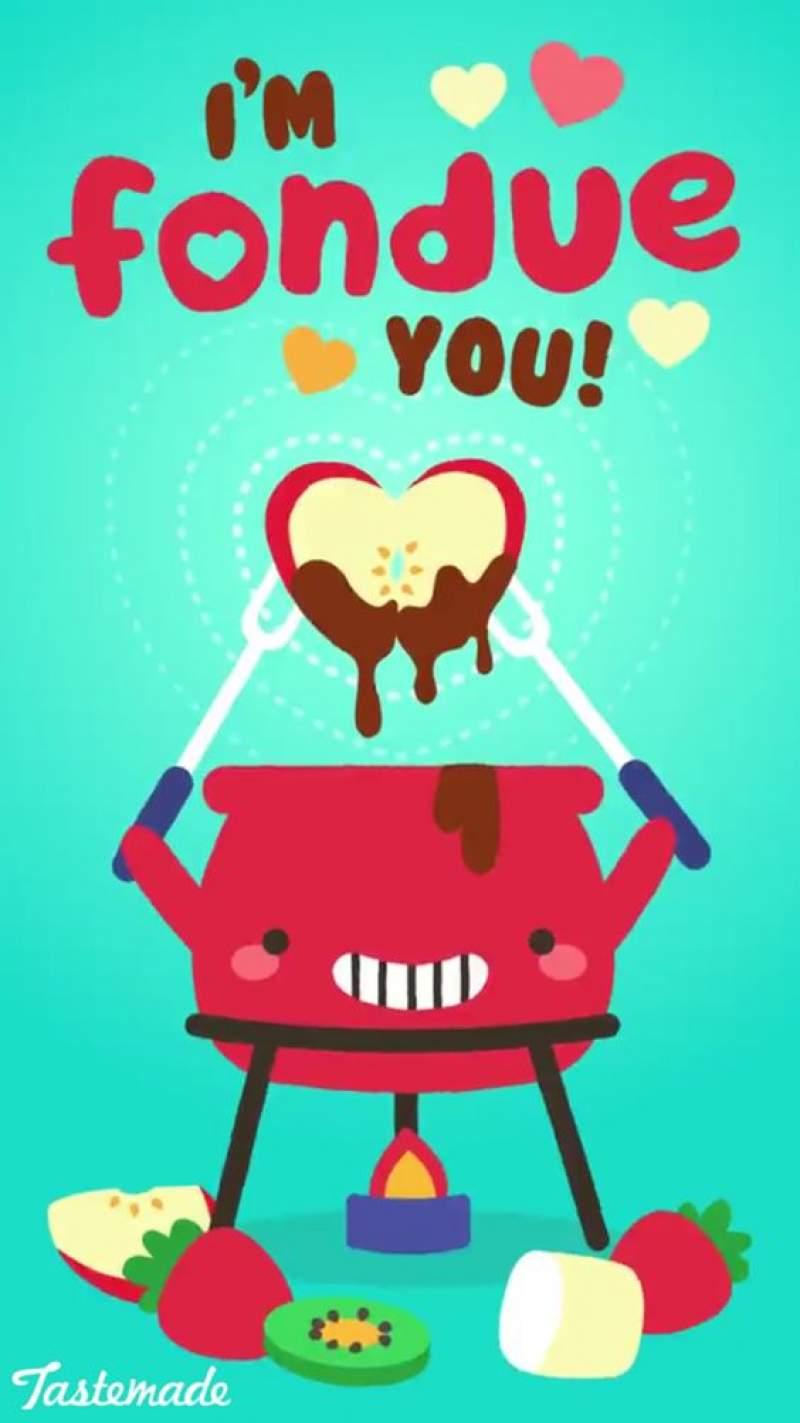 Valentijnsdag eten woordspelingen