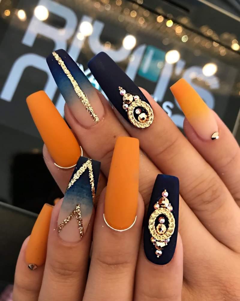 Ballerina Nails that's Elegant and Effortles - Hike n Dip