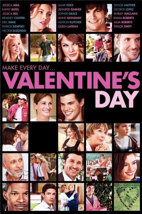 Valentijnsdag films