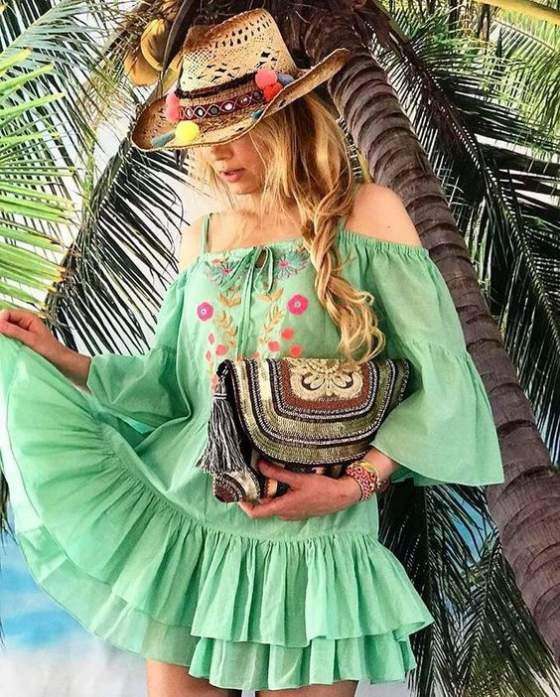95  Spring Boho Outfits that exudes carefree elegance  amp  are perfect spring summer dresses for 2021