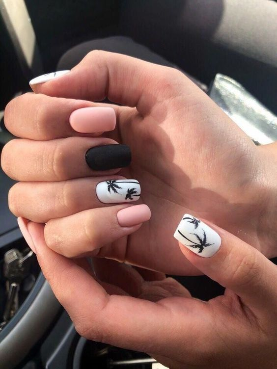 60 Summer Nail Art 2019 Ideas To Give You That Invincible