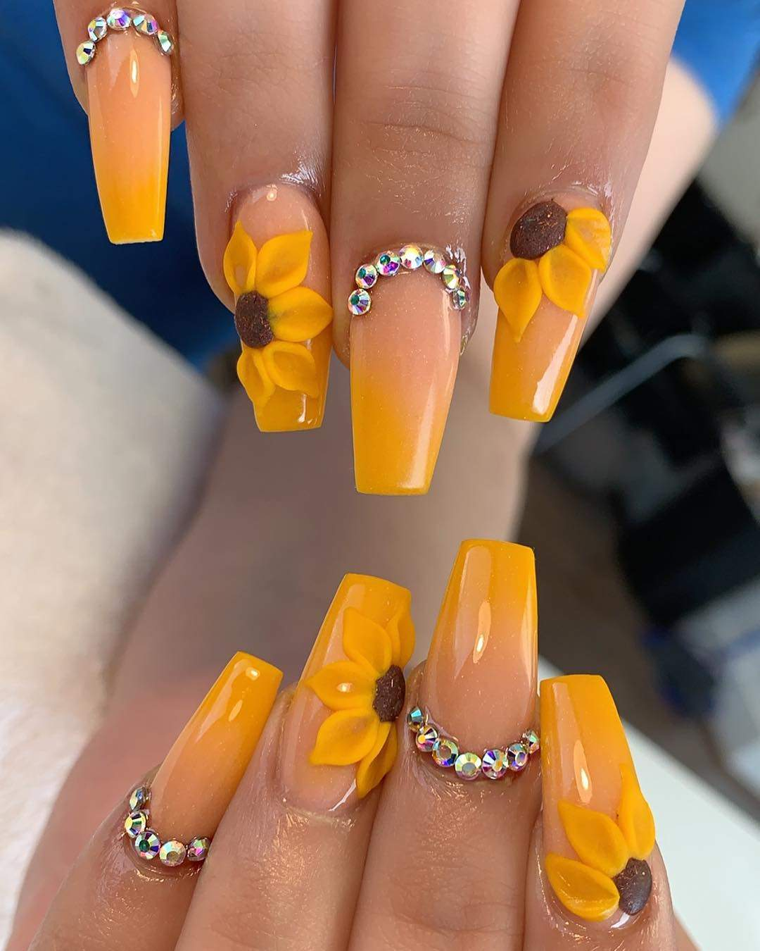 Nail Art Ideas 2020: 60+ Summer Nail Art 2020 Ideas To Give You That Invincible