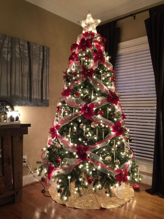 Christmas Tree Ideas 2019.40 Best Christmas Tree Decor Ideas Inspirations For 2019