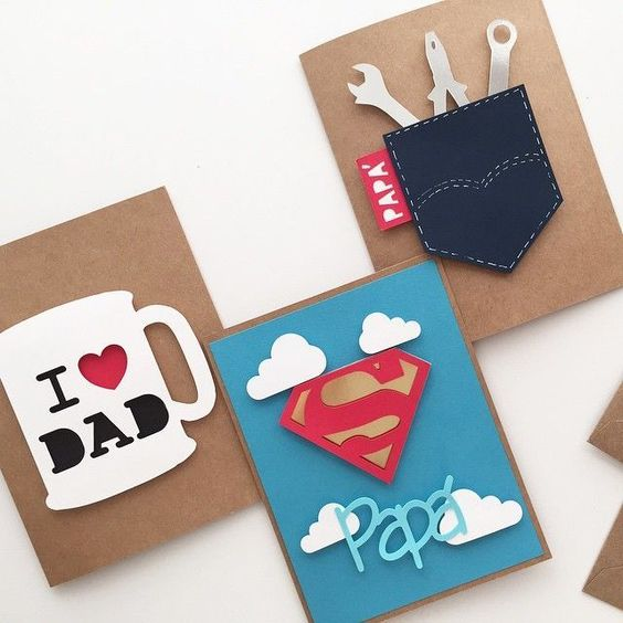 24 Amazing Diy Father S Day Cards Ideas You Can Make In A