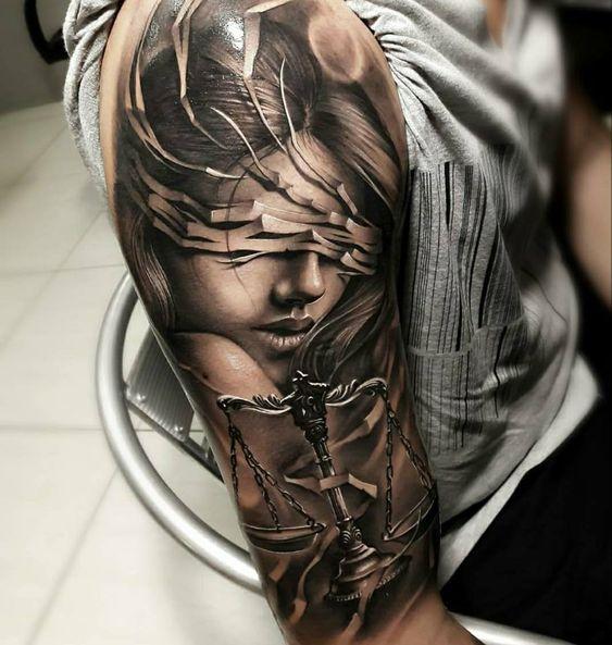 60 Best Libra Tattoo Ideas