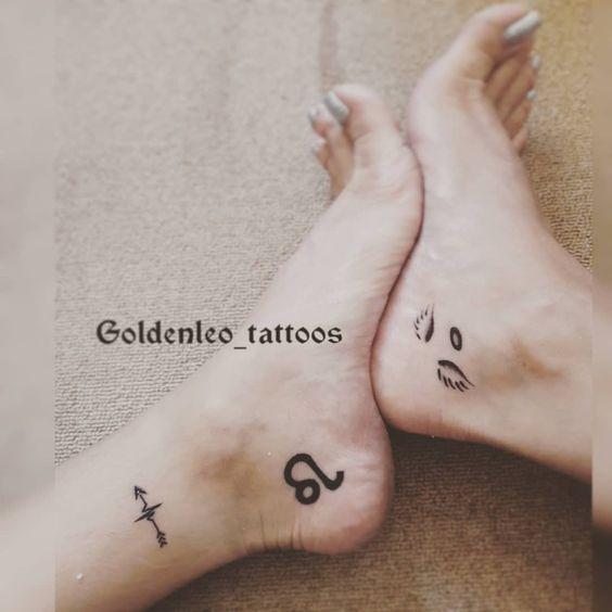 50 Best Leo Zodiac Tattoo Design Ideas Hike N Dip