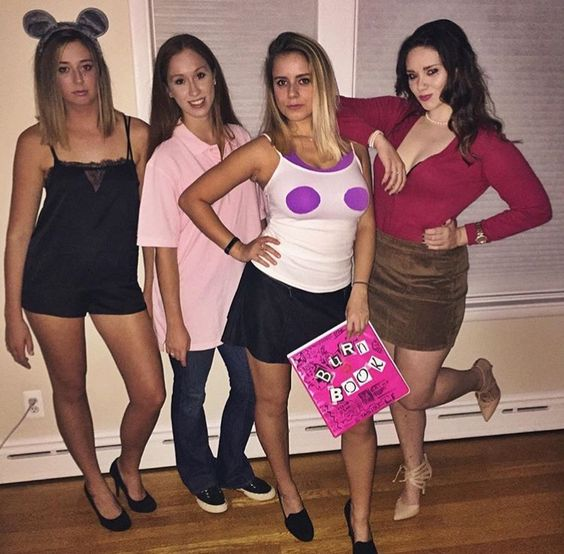 35 Cutest, Craziest \u0026 Coolest Group Halloween Costumes for