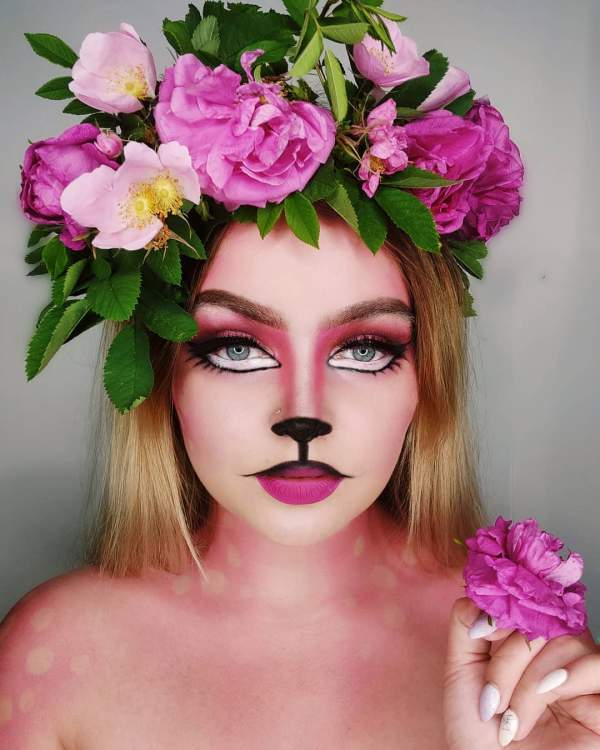 Maquillage Halloween 95.100 Halloween Makeup Ideas Which Are Scary Spooky Devilious Hike N Dip