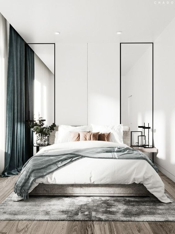 30 Minimalist Bedroom Decor Ideas That Are Not Too Much But Just Enough Hike N Dip