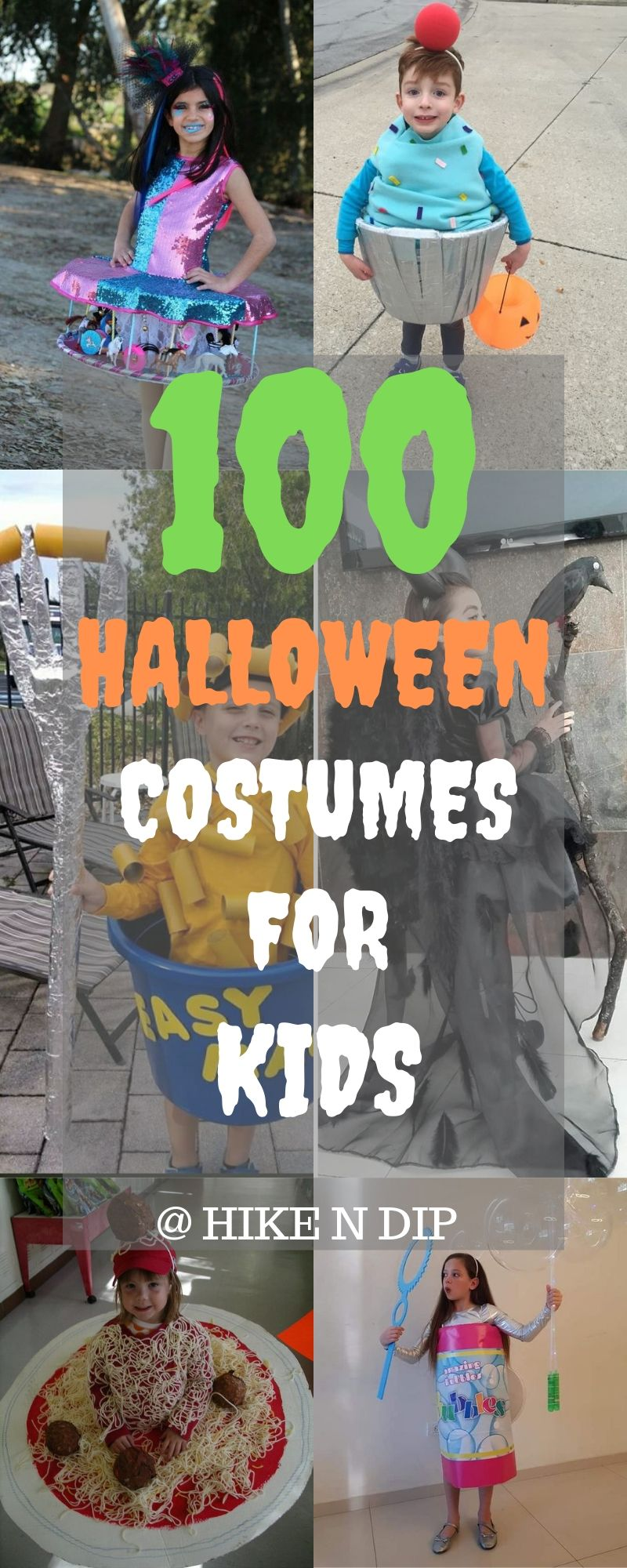 Top Halloween Costumes For Kids In 2020 100 Cool DIY Halloween Costume for Kids for 2020   Hike n Dip