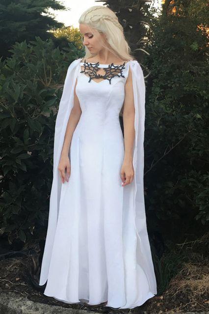 25 Diy Game Of Thrones Halloween Costume Coz Halloween Is
