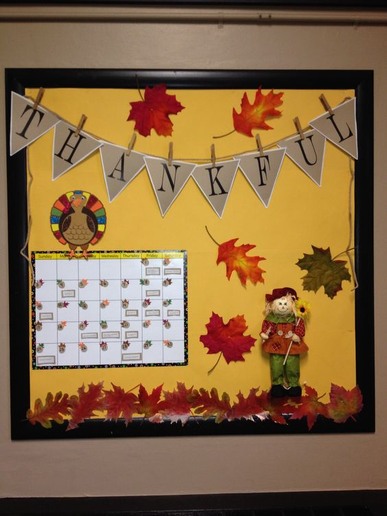 30 Fall Bulletin Board Ideas Which Are Colorful Meaningful Hike N Dip