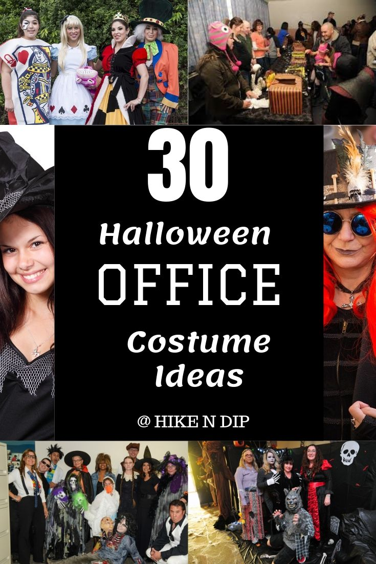 20 Halloween Office Costume Ideas which are totally appropriate