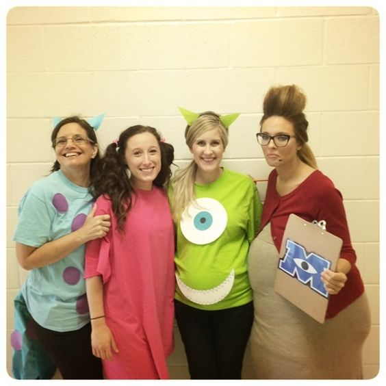 50 Best Diy Group Halloween Costumes For Your Girl Squad Hike N Dip