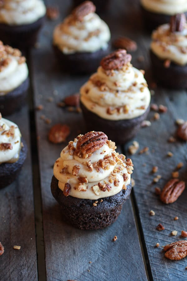 Thanksgiving Cupcakes