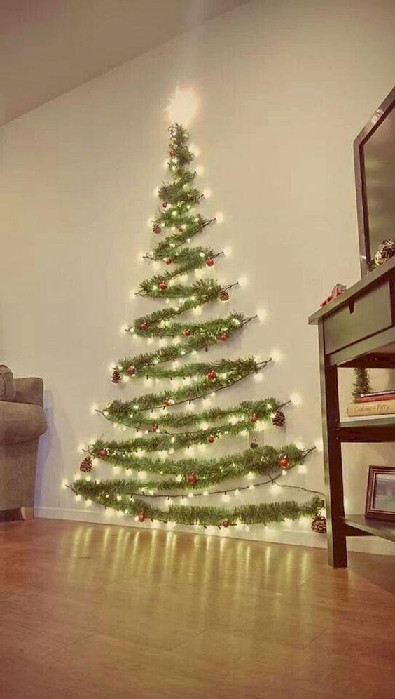 50 Christmas Apartment Decor Ideas That Takes The