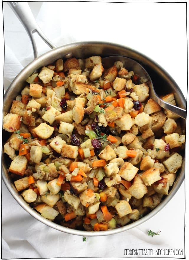 Vegan Thanksgiving Dinner Ideas