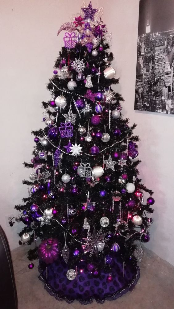 120 Best Christmas Tree Decorating Ideas That You'd Have to