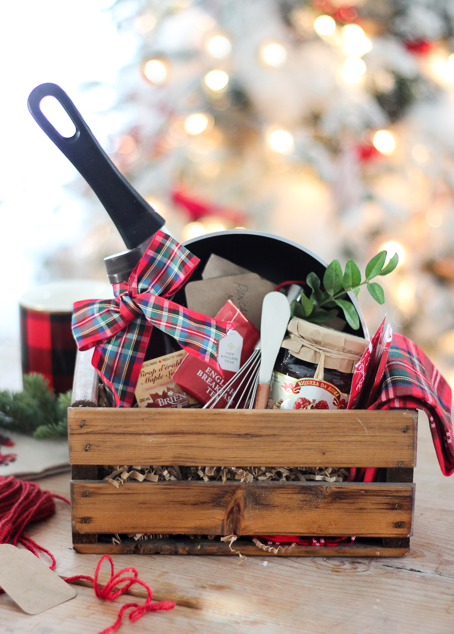 100 Diy Christmas Gift Baskets That Are Stuffed To The Brim With