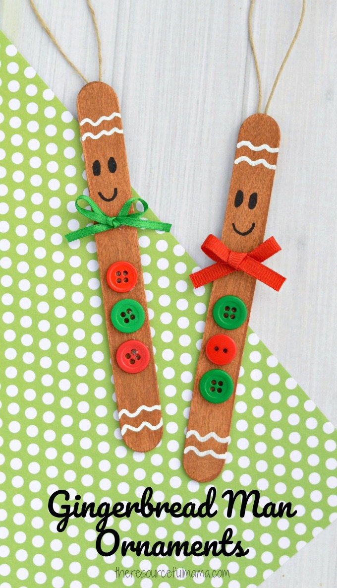 Christmas Crafts for Toddlers