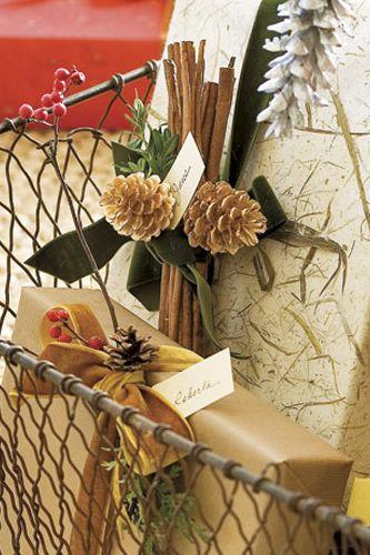 Pine Cone Crafts