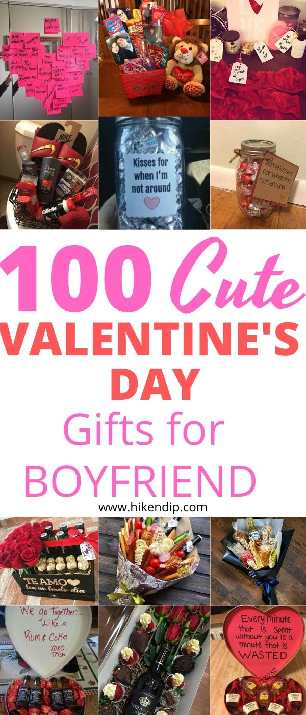 100 Cute Valentine S Day Gifts For Boyfriends That Are Sweet And