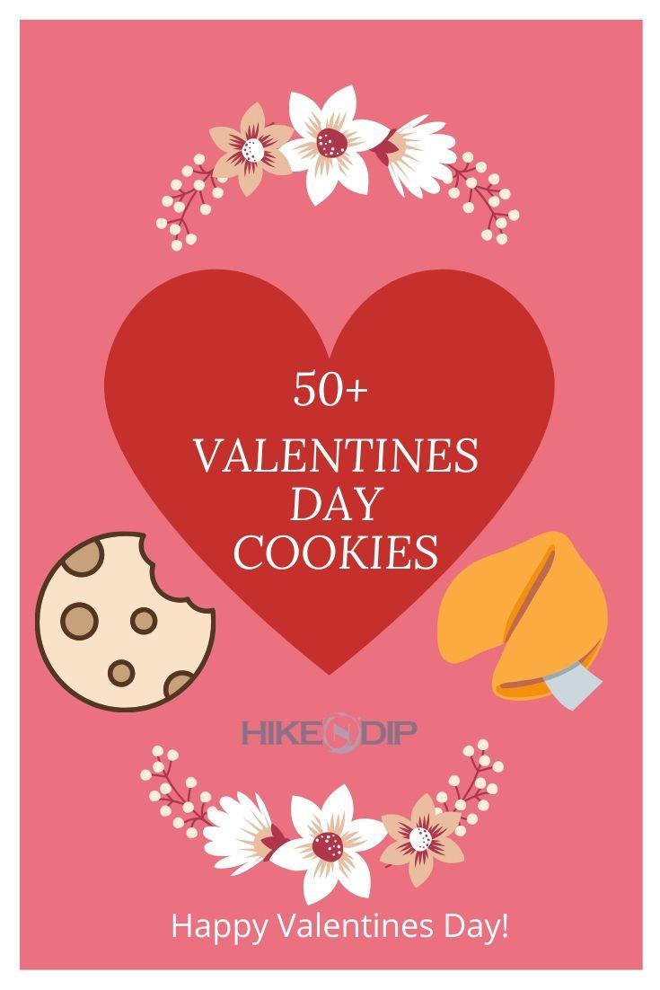 Valentijnsdag koekjes