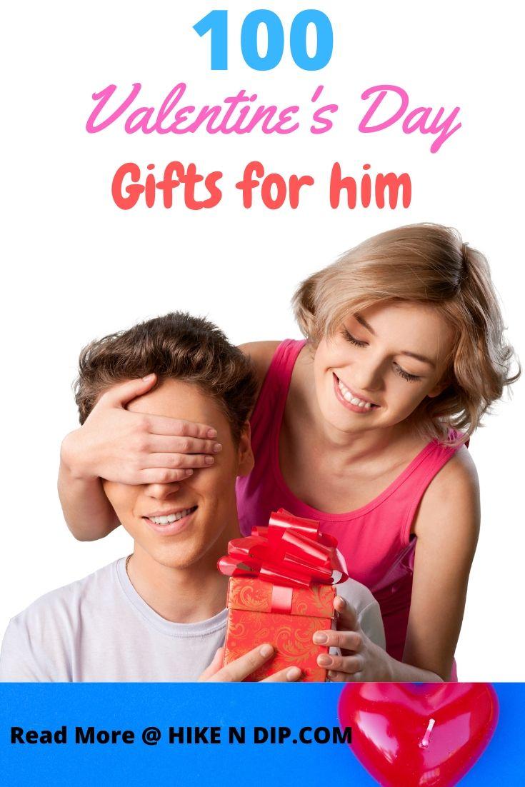 Valentijnsdag geschenken voor hem