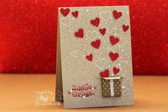 Valentijnsdag kaarten voor hem