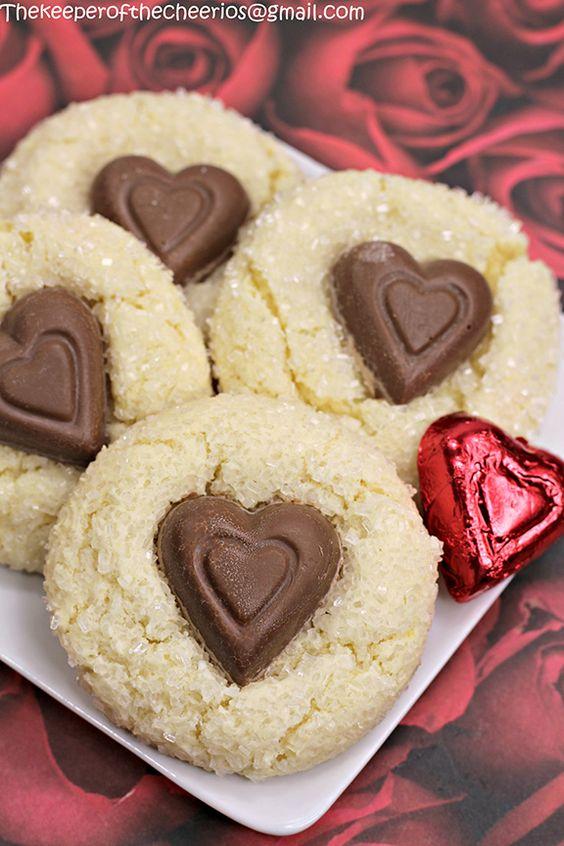 Valentijnsdag behandelt